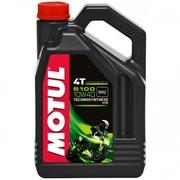 Купить масло для мотоцикла Motul 5100 4T 10W-40 4L